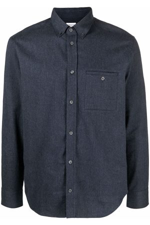 Filippa K Button-down fitted shirt