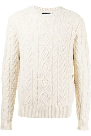 Polo Ralph Lauren Men Jumpers - Cable-knit wool jumper