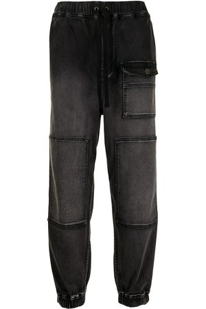 FIVE CM Men Tapered - Mid-rise tapered jeans
