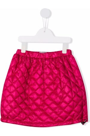 Il gufo Girls Skirts - Quilted mini skirt