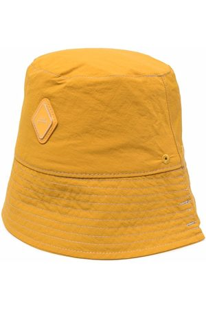 A-cold-wall* Logo-patch bucket hat