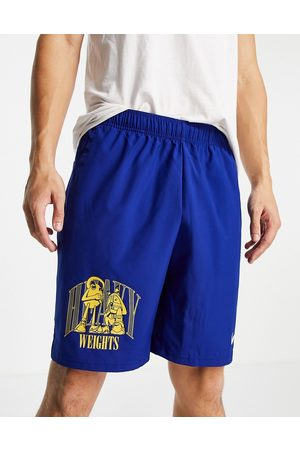 Nike Heavy Weights graphic shorts in