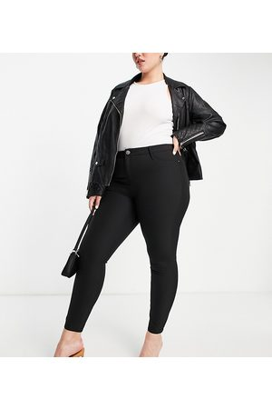 River Island Molly skinny trousers in