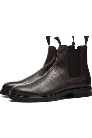 COMMON PROJECTS Men Ankle Boots - Winter Chelsea Boot