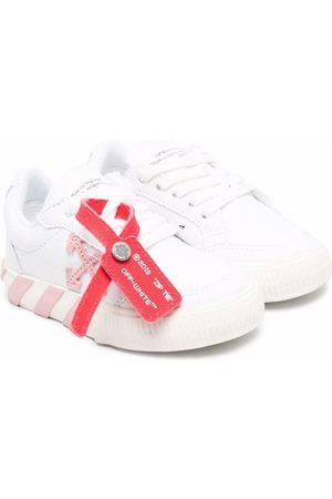 Off-White Kids LOW VULCANIZED CANVAS PINK