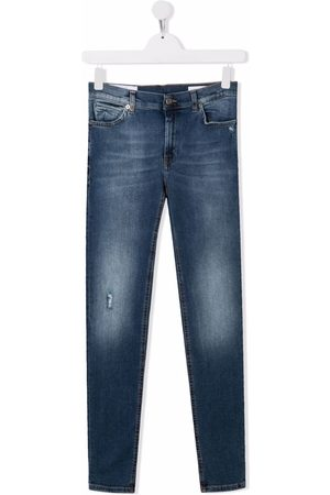 Dondup Jeans - TEEN faded-effect jeans