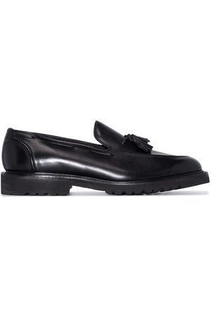 TRICKERS Men Loafers - TRICKERS ELTON Olivvia Classic BLK