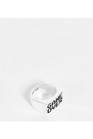 WFTW Game over signet ring in