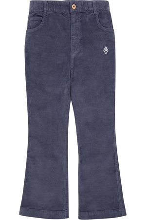 The Animals Observatory Stretch-cotton corduroy pants