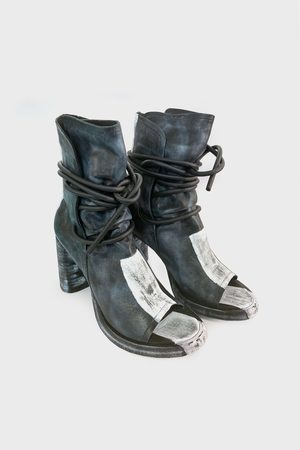 Puro Body and Soul ART Heeled Boot - /