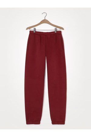 American Vintage Ikatown Joggers Berry