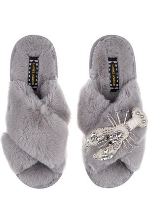 Laines London Laines slippers cystal/pearl lobster, Title: