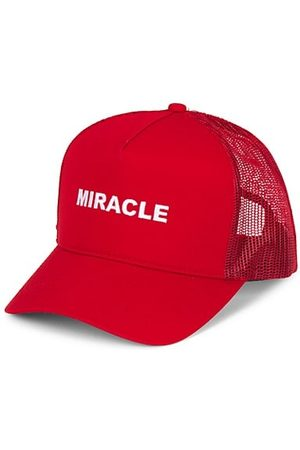 Nahmias Miracle Embroidered Trucker Hat