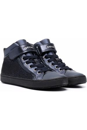 Geox Girls Sneakers - High-top lace-up trainers