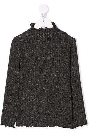 Piccola Ludo Girls Jumpers - Ribbed-knit jumper