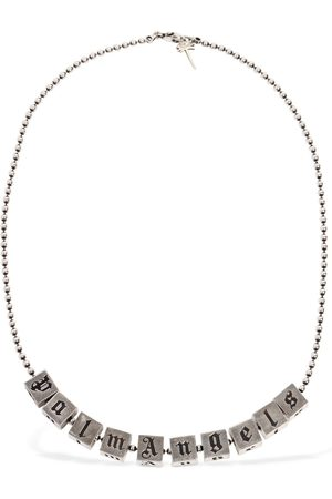 Palm Angels Dice Logo Necklace