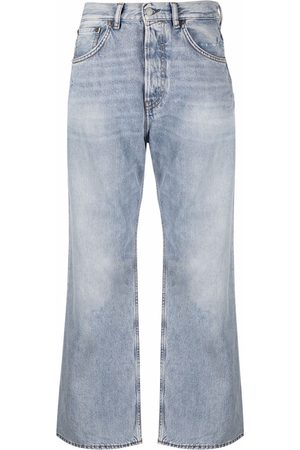 Acne Studios Women Bootcut & Flares - Faded bootcut jeans
