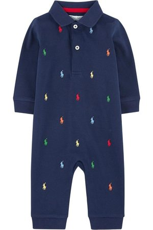 Ralph Lauren Embroidered longall