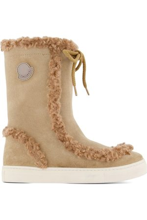 Moncler Brown Petite Insolux Boots
