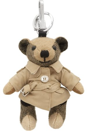 Burberry Vintage Check Thomas Trench Keychain