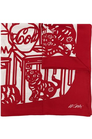 Taschen Ai Weiwei. The Silk Scarf 'Cats and Dogs'