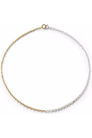 NORMA JEWELLERY Tucana two-tone necklace