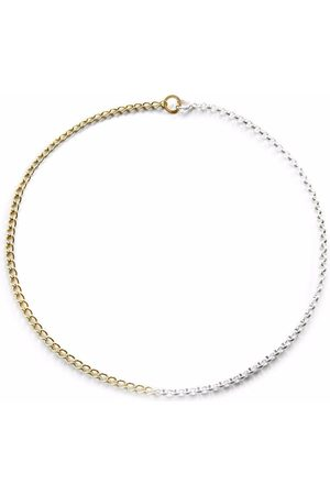 NORMA JEWELLERY Necklaces - Aquila two-tone necklace