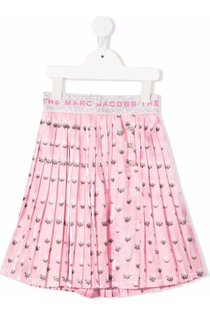The Marc Jacobs Dots Icing print skirt