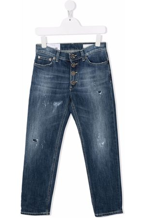 DONDUP Faded-effect jeans
