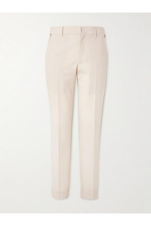 Givenchy Slim-Fit Virgin Wool Suit Trousers