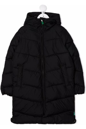 Save The Duck Kids Hooded padded coat
