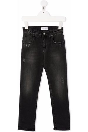 Paolo Pecora Distressed-effect jeans