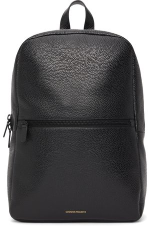 COMMON PROJECTS Men Suitcases & Luggage - Grained Leather Simple Backpack