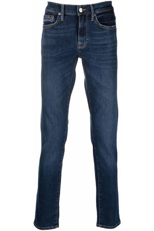 FRAME Campion mid-rise jeans