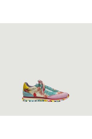 Marc Jacobs Baskets The Jogger TIE DYE MULTI (THE)