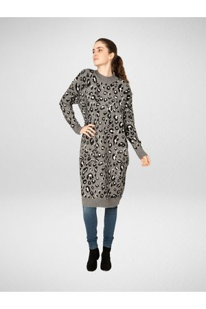 Two by Two Knitted Skye Dress Marl