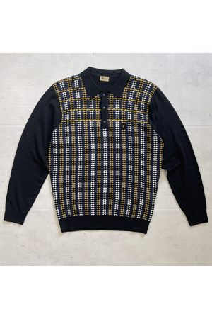 Gabicci Vintage Willis Knitted Polo