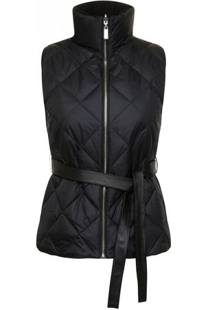 Max & Moi Voyage Reversible Quilted Gilet Colour: