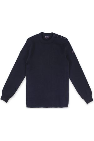 Armor Lux Armor-Lux Fouesnant Fishermans Sweater - Navy