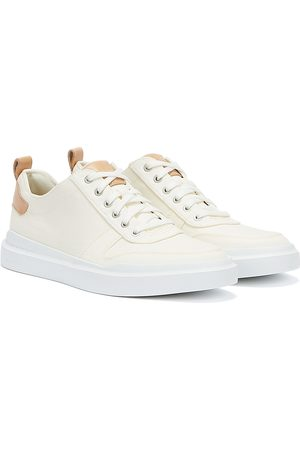 Cole Haan GrandPr Rally Canvas Court Mens Ivory / Trainers