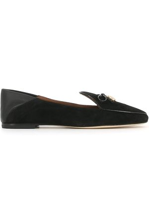 Tory Burch LOGO PLAQUE LOAFERS