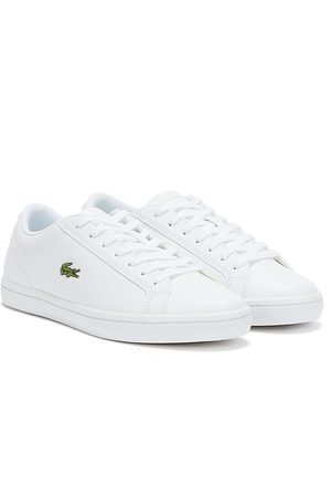 Lacoste Womens Straightset BL1 SPW Trainers