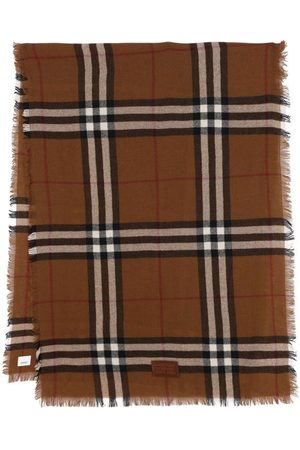 Burberry WOMEN'S 8046213 OTHER MATERIALS SCARF