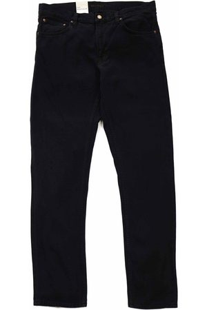 Nudie Jeans Gritty Jackson Denim - Forest Colour: Forest
