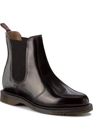 Dr Martens Dr. Boots Chelsea in Flora leather