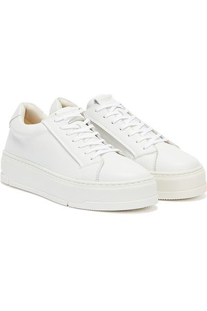 Vagabond Judy Leather Womens Trainers