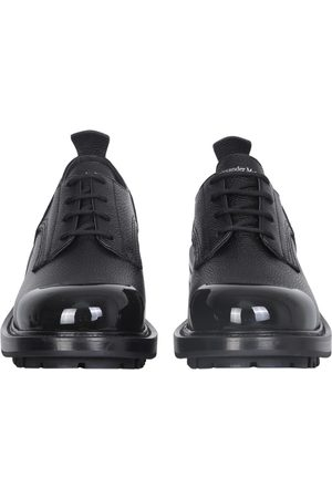 McQ Alexander McQueen LACE-UP WORKER SHOES