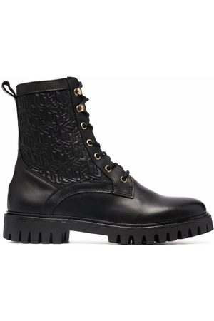 Tommy Hilfiger Lace-up leather boots
