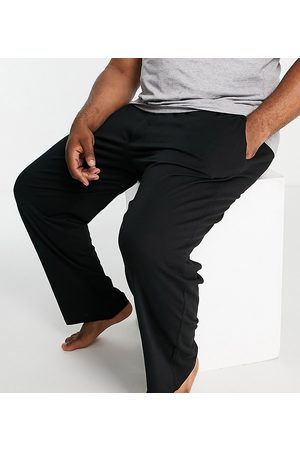 French Connection Plus FCUK jersey trousers in