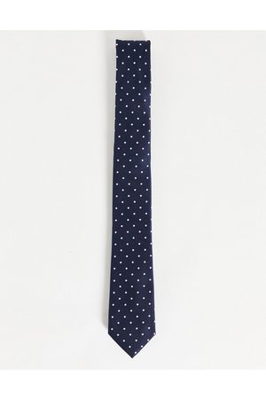 French Connection Dotted tie